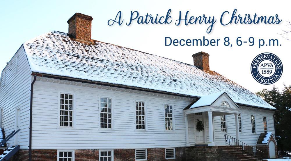 A Patrick Henry Christmas