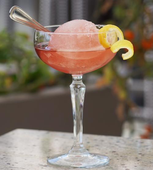 Andrei's Conscious Cuisine Signature Cocktail