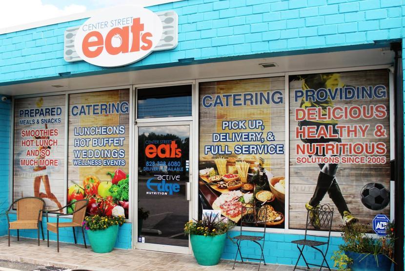 Center Street Eats Store Front