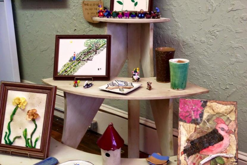 West Union Art Studios Artworks