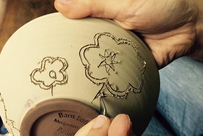 West Union Art Studios Pottery