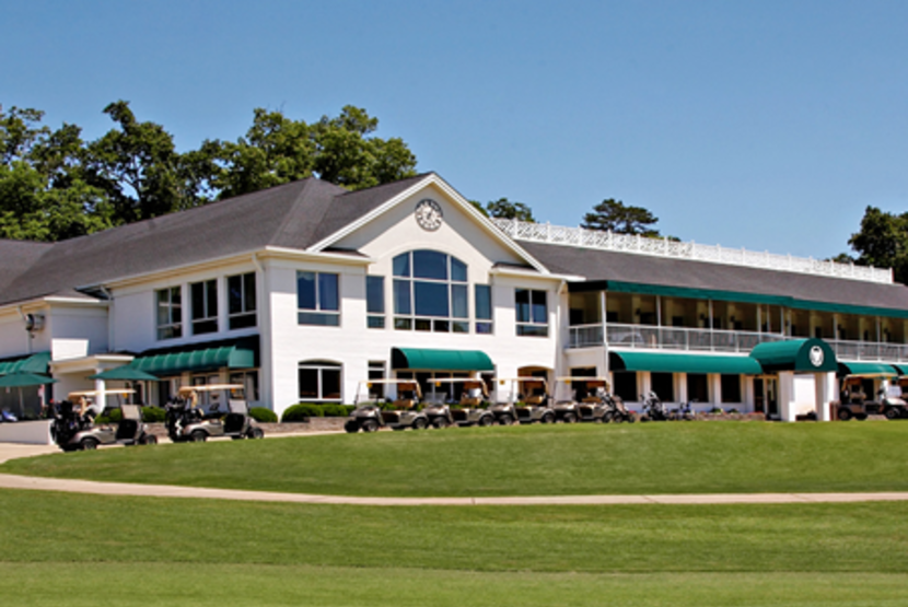 Catawba Country Club Main Building
