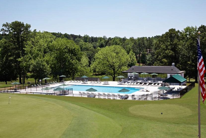 Catawba Country Club Pool