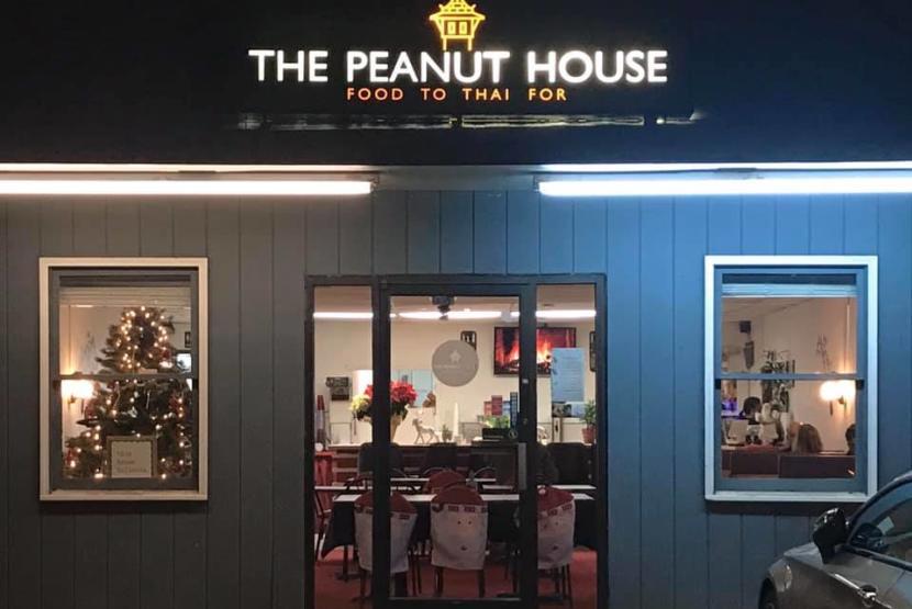 Exterior Peanut House