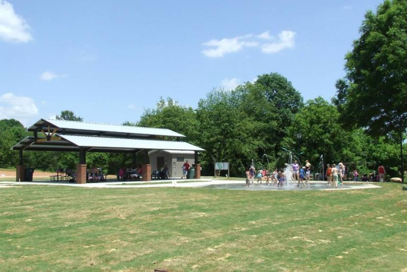 City Park- Conover
