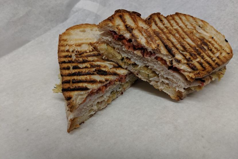 Bam's Sandwich Bistro Food