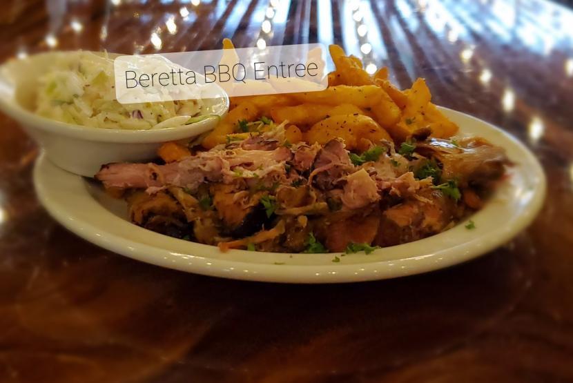 Beretta BBQ Entree