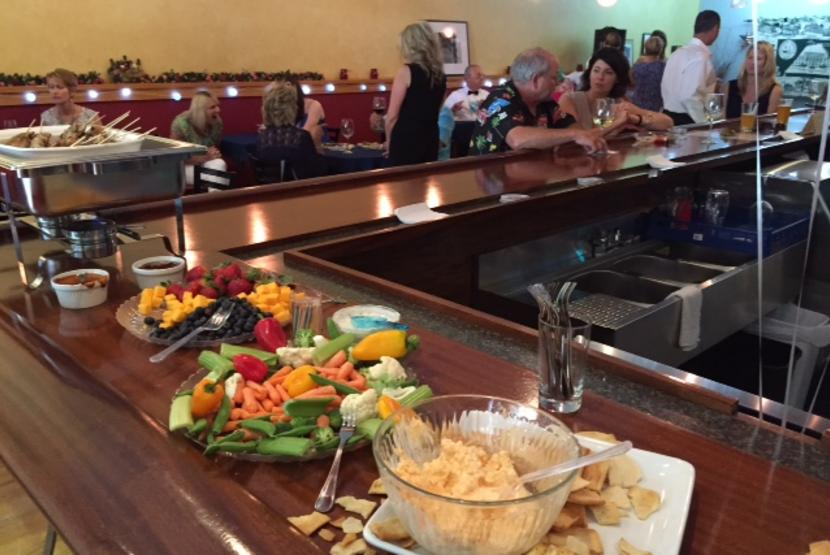 Interior & Food