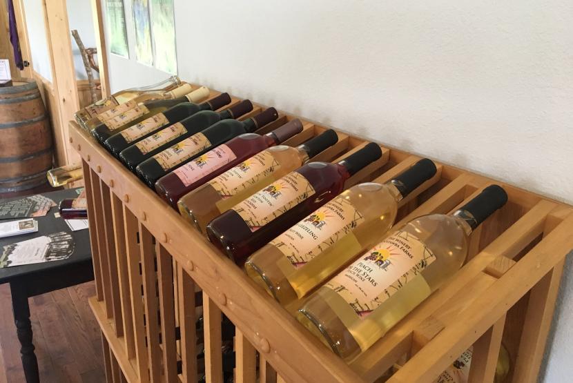 Rack of Wine