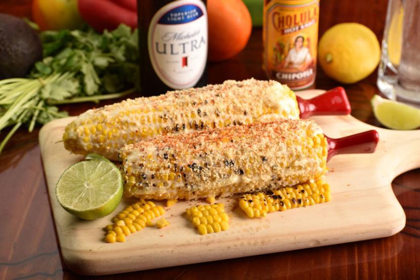 Dos Amigos Corn