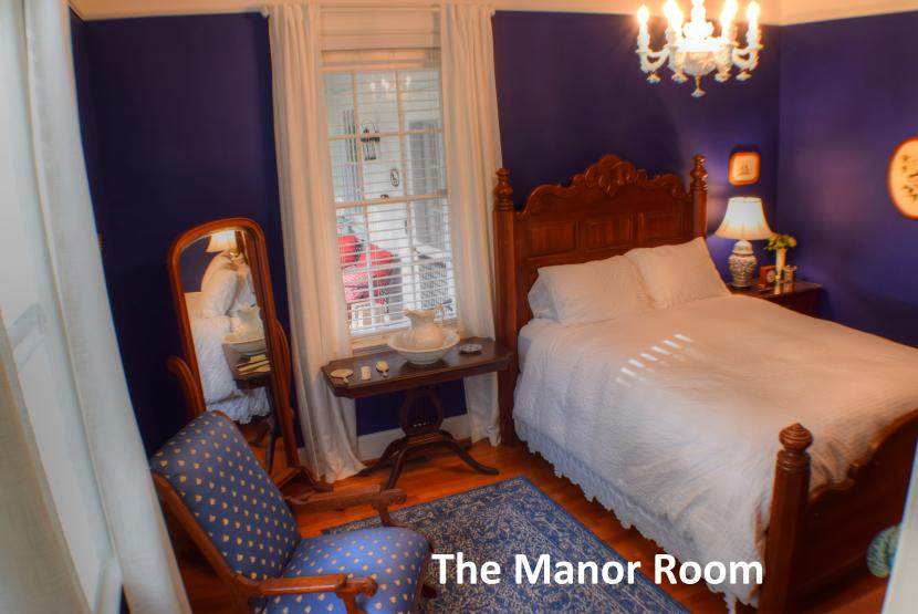 The Manor room