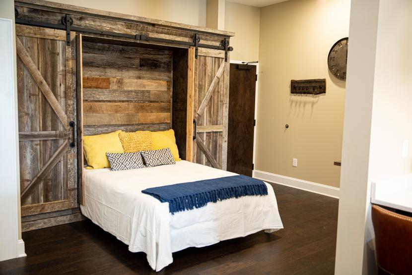 Loft Bedroom 1