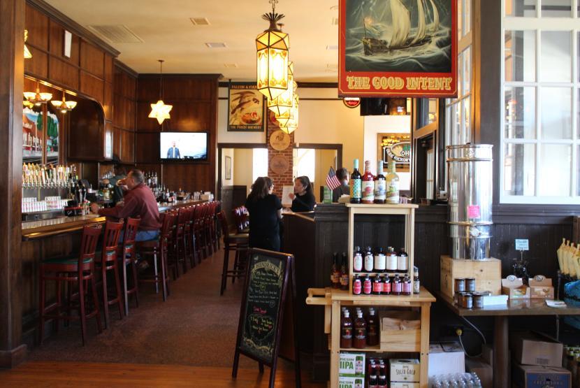Olde hickory Station Bar