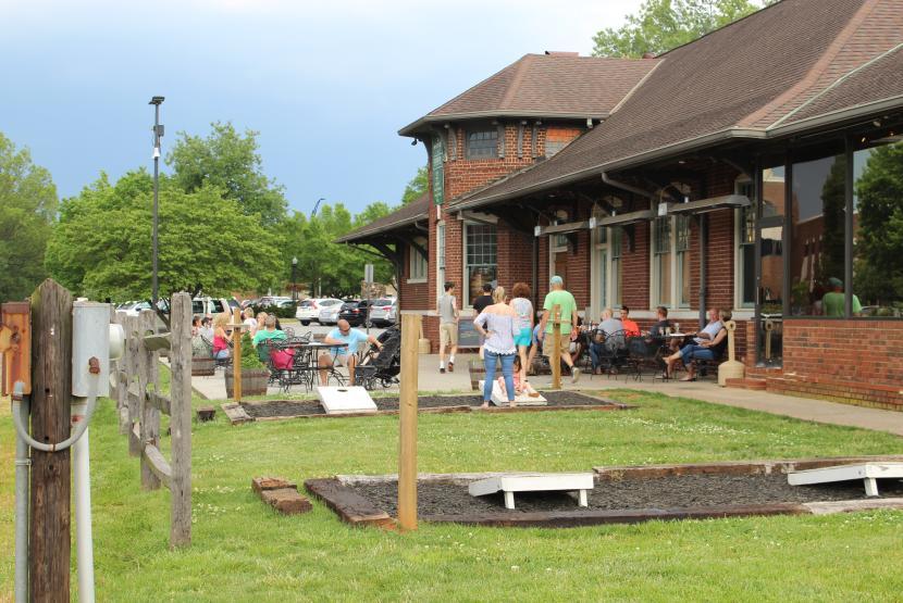 Olde Hickory Station