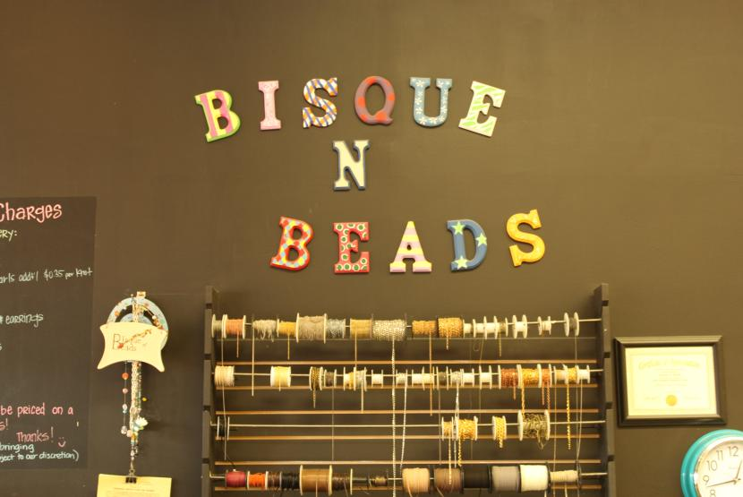 Bisque 'N Beads