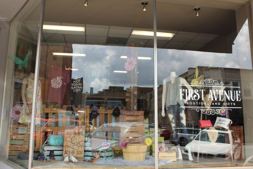 First Ave. Boutiques and Gifts