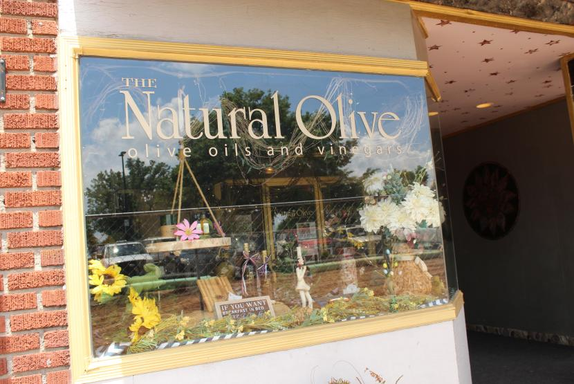 The Natural Olive