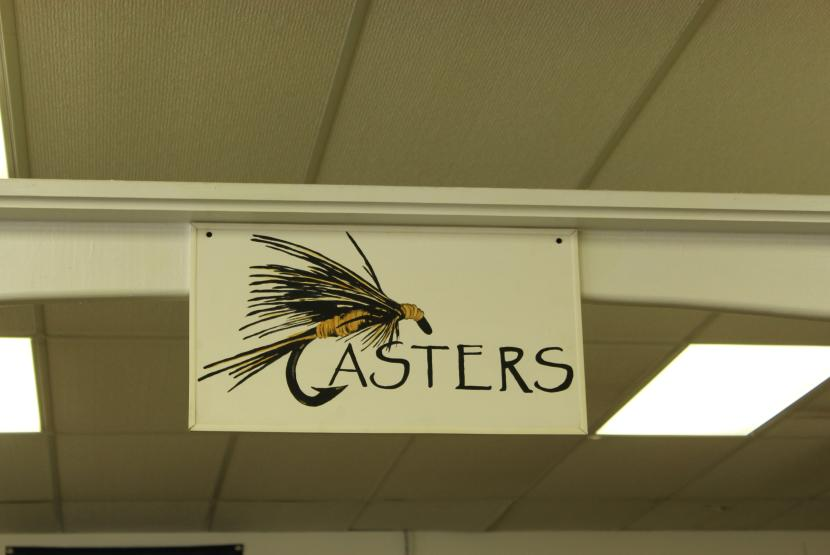 Casters Fly Shop