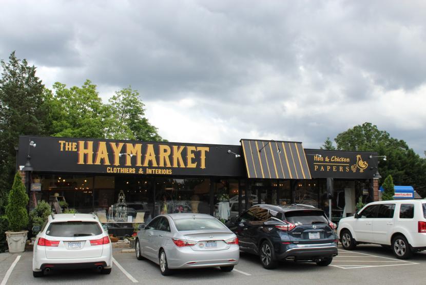 The Hay Market
