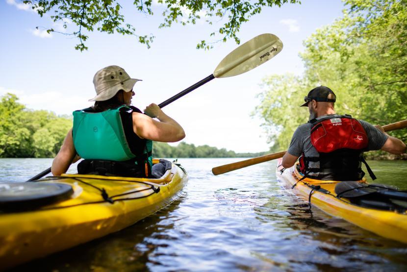 Tow Kayaks