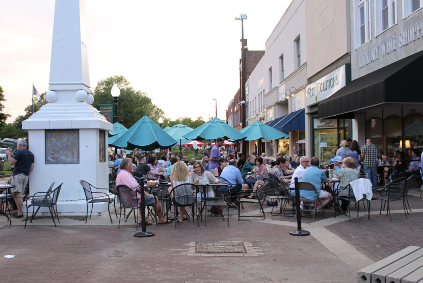 Downtown Hickory