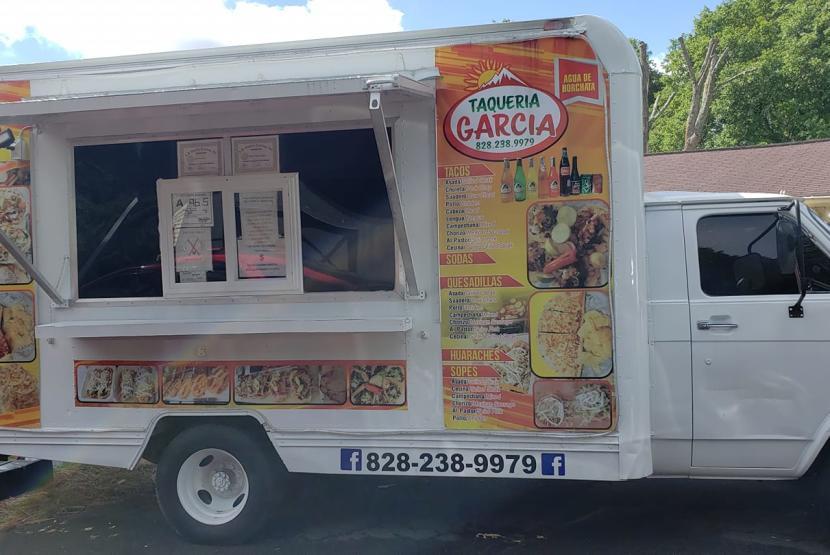 Taqueria Garcia Truck