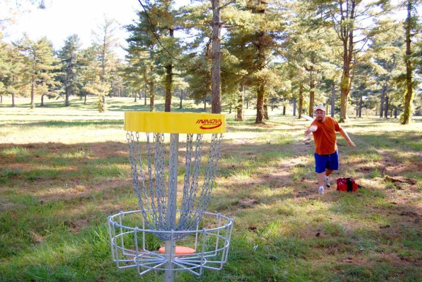 Disc Golf