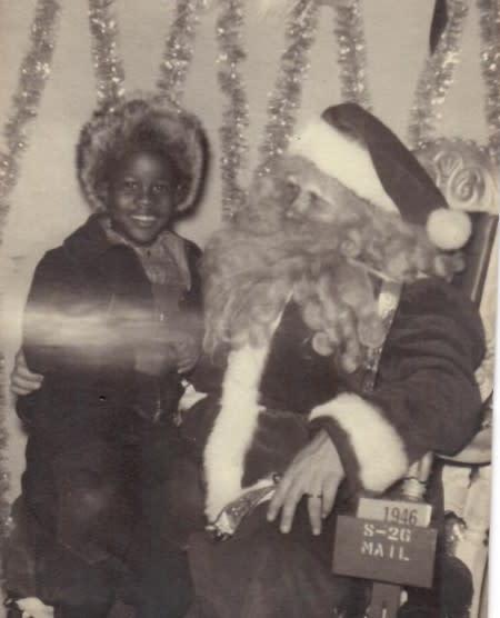 Santa - Shirley Lee