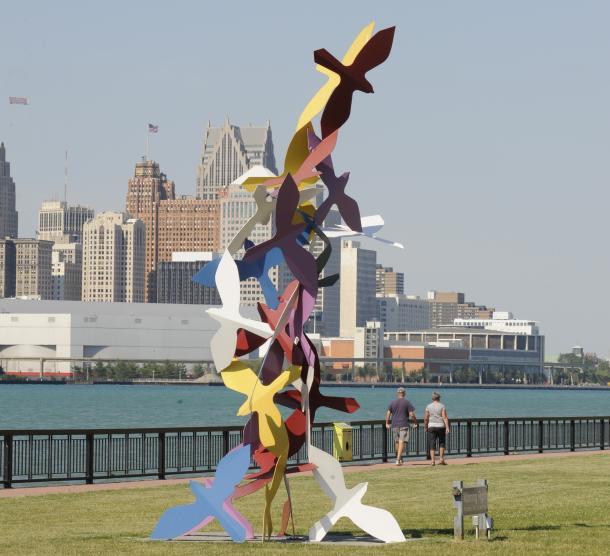 windsor sculpture park