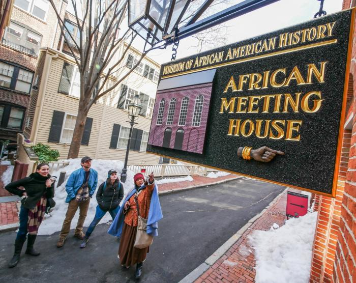 African-American Patriots Tour