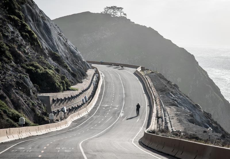 Devil's-Slide-in-Pacifica-California-Trail-by-Bradley-Wittke
