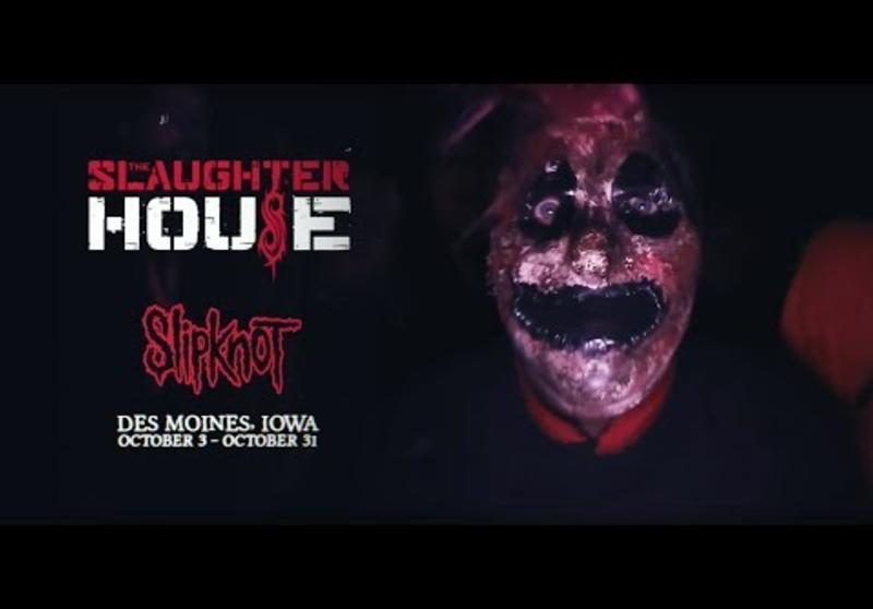 The Slaughterhouse x Slipknot