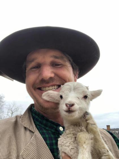Farmer Eli Historic Brattonsville