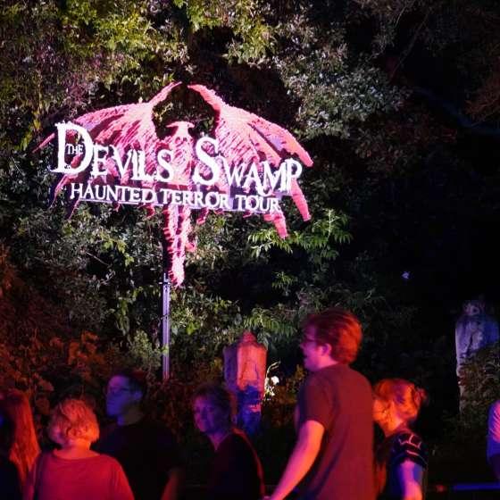 Scout Island: Scream Park
