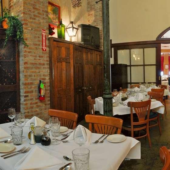 Chef Duke's Cafe Giovanni