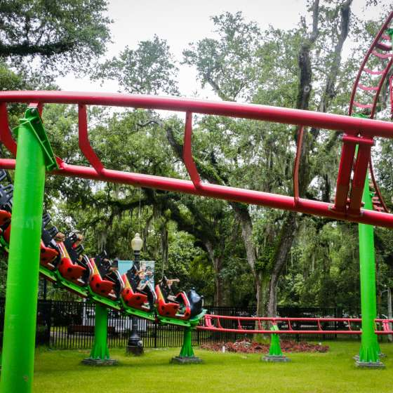 Carousel Gardens Amusement Park