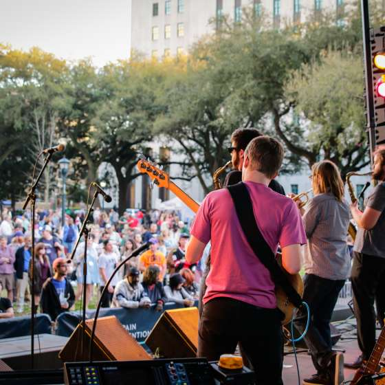 Wednesday at the Square Concert Series