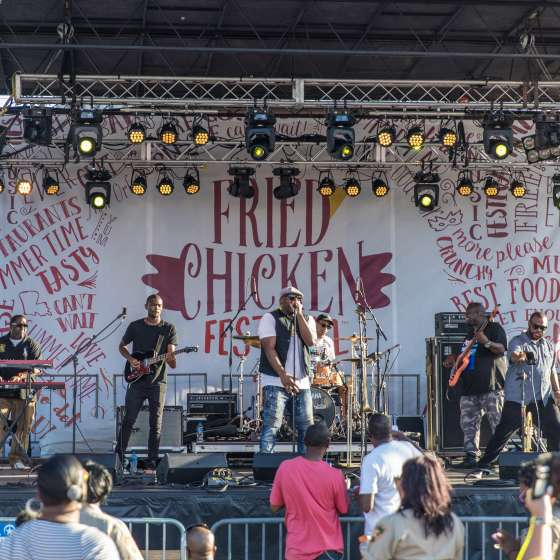 National Fried Chicken Fest