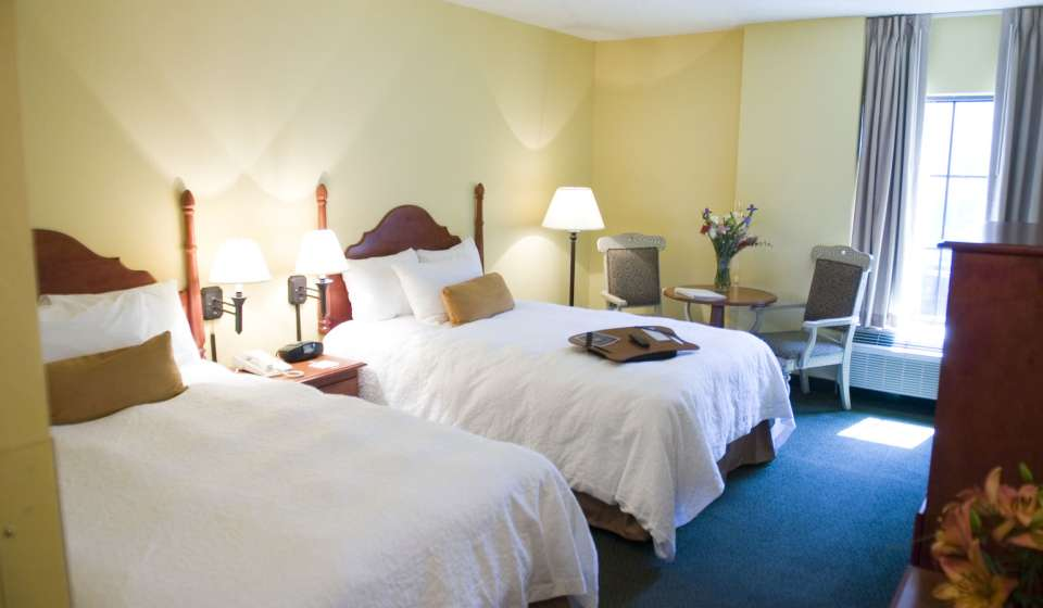 Hampton Inn and Suites New Orleans-Convention Center Hotel