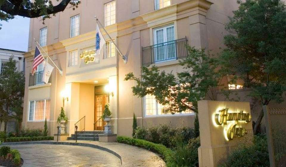 Hampton Inn New Orleans-St. Charles Ave./Garden District Hotel