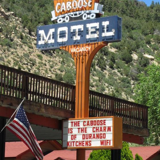 Caboose Hotel 2