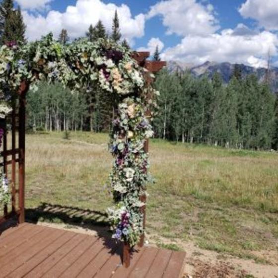 Cascade Wedding Venue