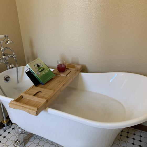 Aspen Clawfoot Tub