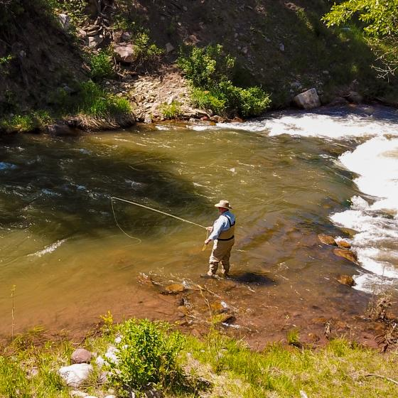 Fly-Fishing Vacations