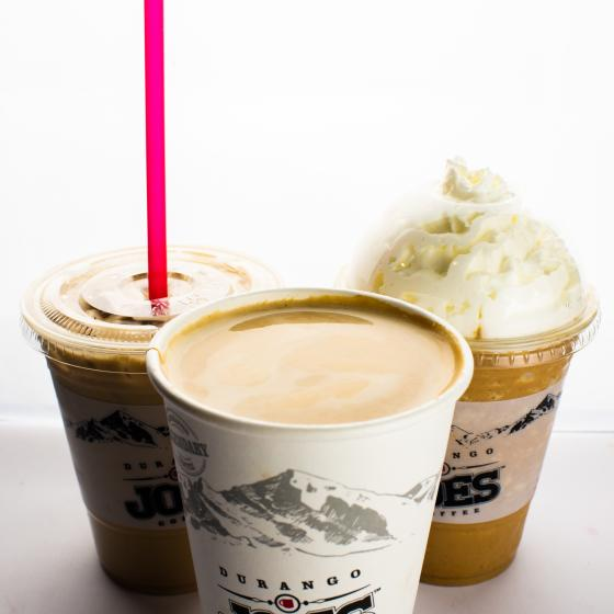 Hand Crafted Coffee Beverages
