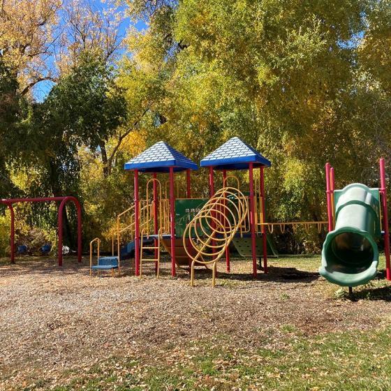 Brookside Park - Playground