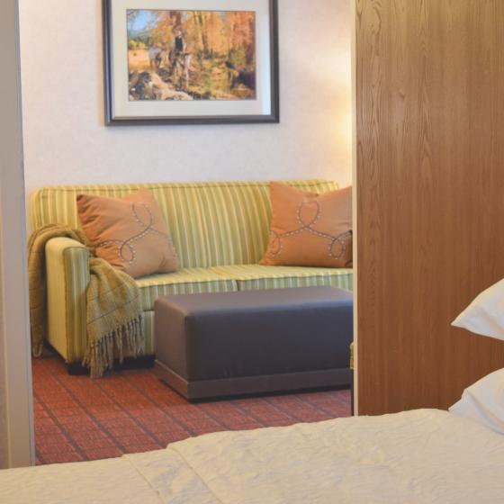 Hampton Inn Suite