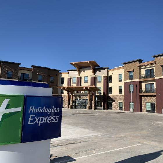 Holiday Inn Express- Durango