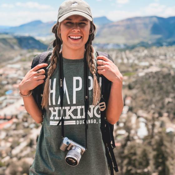 DCO Happy Hiking