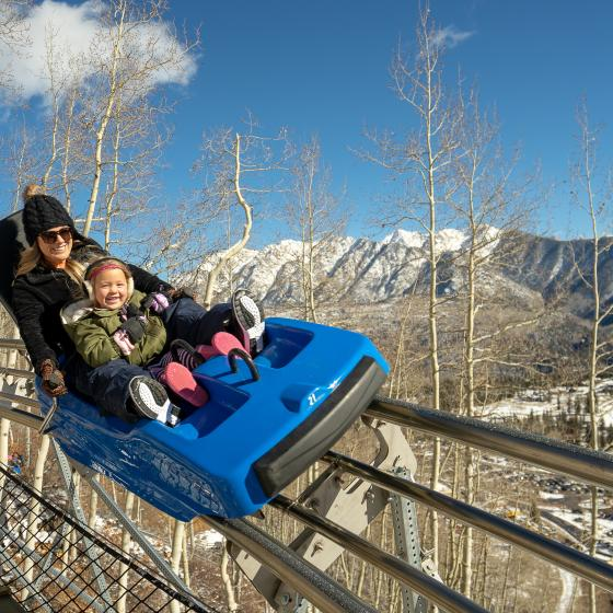 Inferno Mountain Coaster